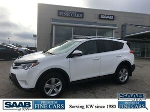 2013 Toyota RAV4 XLE AWD No Accidents 44K  Sunroof