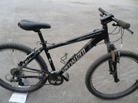 Specialized Hardrock Sport Mountain Bike Very Good Condition Fully Serviced