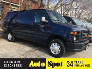 2011 Ford Econoline XLT/8PSGR/LOW,LOW KMS!