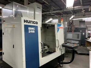 Hurco BMC-2416 CNC Vertical Machining Center