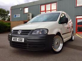Sold sold sold Volkswagen caddy 1.9 TDI