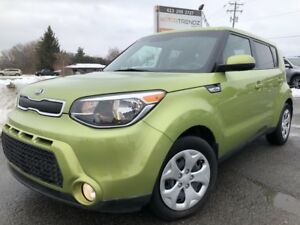 2015 Kia Soul LX Auto with Bluetooth, Pwr Windows, Cruise, Ke...