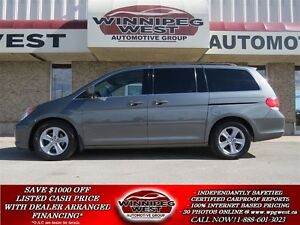 2008 Honda Odyssey TOURING EDITION,1 OWNER LOCAL, ALL OPTIONS!