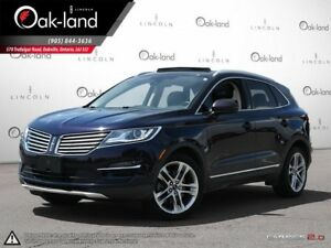 2015 Lincoln MKC Base 2.3L|Navigation|Sunroof!!