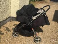 Baby jogger city mini buggy/ pram