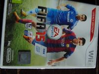 wii - fifa 15 - legacy edition