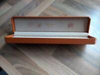 Chopard luxury wristwatch original box
