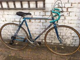 Vintage Peugeot road bike