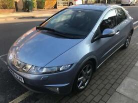 2006 HONDA CIVIC 2.2 CDTI SPORT,DRIVES LIKE NEW,LONG MOT,EXCELLENT CONDITION,2 KEYS