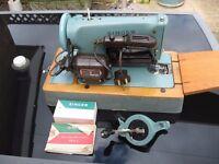 Singer Electric/Manual Sewing Machine