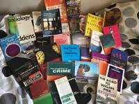 Sociology, political and social science books