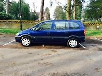 ZAFIRA 2004-1.6 EXCELLENT CONDITION IN OUT FULL SERVICE START RUNS BRILLIANT NEW EXCHUAST -HPI