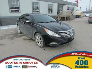 2011 Hyundai Sonata Limited | BLUETOOTH | XMRADIO
