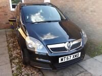 vauxhall zafira (57) 75k 1.6 and peugeot 206sw priced to clear both.