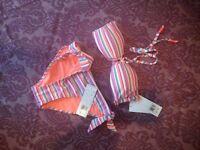 Ladies bikini NEW WITH TAGS size 8 £5
