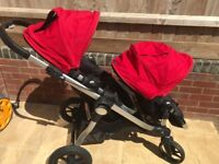 Baby Jogger City Select Double Seat Buggy