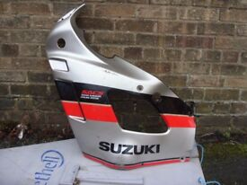 Suzuki Gsx 750 G Reg 1990.