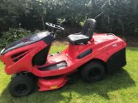 NEW ALKO T16-927 HD-V2 RIDE ON TRACTOR LAWNMOWER