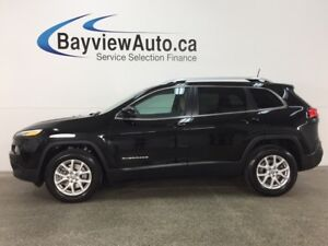 2017 Jeep Cherokee North - 4x4! ALLOYS! A/C! BLUETOOTH! PWR G...