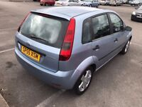 Ford Fiesta 1.25 Zetec 6months WARRANTY and 6months breakdown COVER