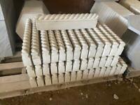 *New* Concrete Rope Top Garden Border/ Kerbs/ Edging