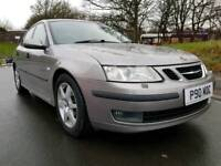 Saab 9-3 1.9 TiD Vector Sport with AIR CON HEATED SEATS PARKING SENSORS 10 MONTHS MOT