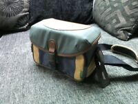 Benetton camera bag never used