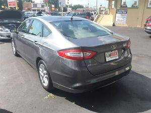 2013 FORD FUSION SE- SUNROOF, REAR VIEW CAMERA, REMOTE TRUNK REL Windsor Region Ontario image 3