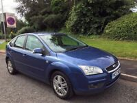 Ford Focus 1.8 TDCi Ghia Hatchback 5dr Diesel. MOT October, Very Good Runner!!!