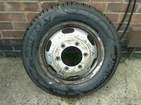 Ford transit wheel and tyre 185/75 r16