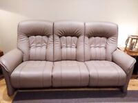 Himolla Cumuly Rhine Electric 2.5 Seater Sofa & 2 x Smaller Adjustable Armchairs