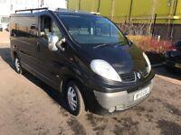 Renault Trafic 2010 LL27 Sport DCI Panel Van like Vauxhall Vivaro Sportive
