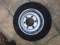 """Transit Mk7 Rim & Tyre 16"""""""