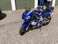 Yamaha yzf r6 2000 may swap/px bike, car, van