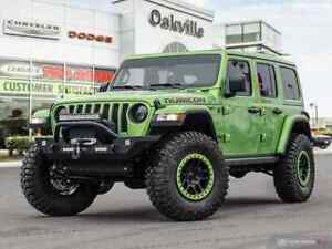 2019 Jeep Wrangler Unlimited RUBICON | BIG WHEELS | TOW GRP | NA