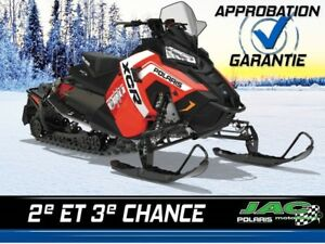 2018 Polaris 800 Switchback XCR SnowCheck Select Défiez nos prix