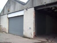 Garage & Storage Space small yard to let
