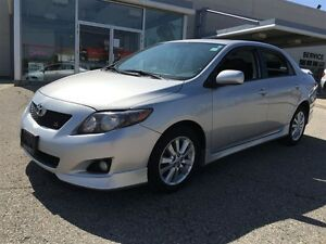 2010 Toyota Corolla S -PKG Alloys Sunroof Power PKG Kitchener / Waterloo Kitchener Area image 4