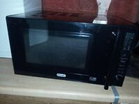 delonghi digital microwave