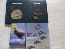 4X AVIATION BOOKS,