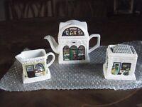 Wade collectors Tea set