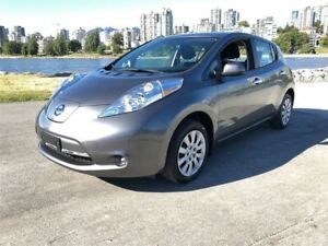 2015 Nissan LEAF S *Quick Charge* + Summer Clearance! On Now!