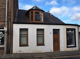 TWO BEDROOM Laurencekirk Home for Rent - 6 Month Lease - No. 14 High Street, Aberdeenshire DSS