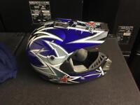 Kids Motocross Helmet - Y/M 49-50