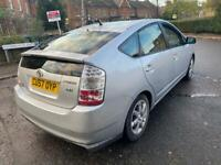 Toyota Prius 1.5 CVT T4 Hybrid (57) AUTOMATIC LONG MOT OCT 2021 NICE CAR NAVER USED AS TAXI
