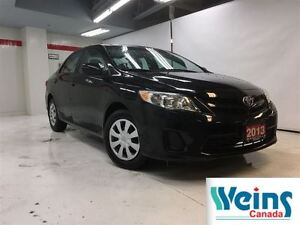 2013 Toyota Corolla $116/BW+HST , CE , 1 OWNER