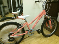 Trek MT60 - 20 inch - Girls Pink Mountain Bike