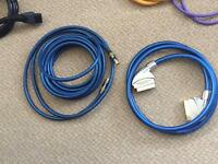 Various QED cables