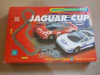 Micro scalextric (3 boxes)