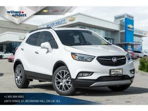 2018 Buick Encore Sport Touring | AWD | SUNROOF | REMOTE STAR...